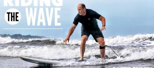 John Hagen: Riding the Wave