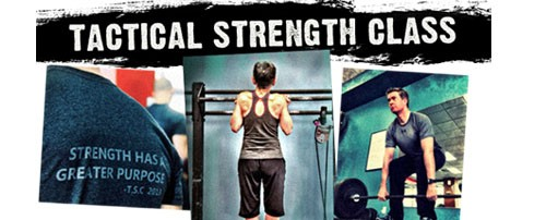 TACTICAL STRENGTH CLASS ADDED!