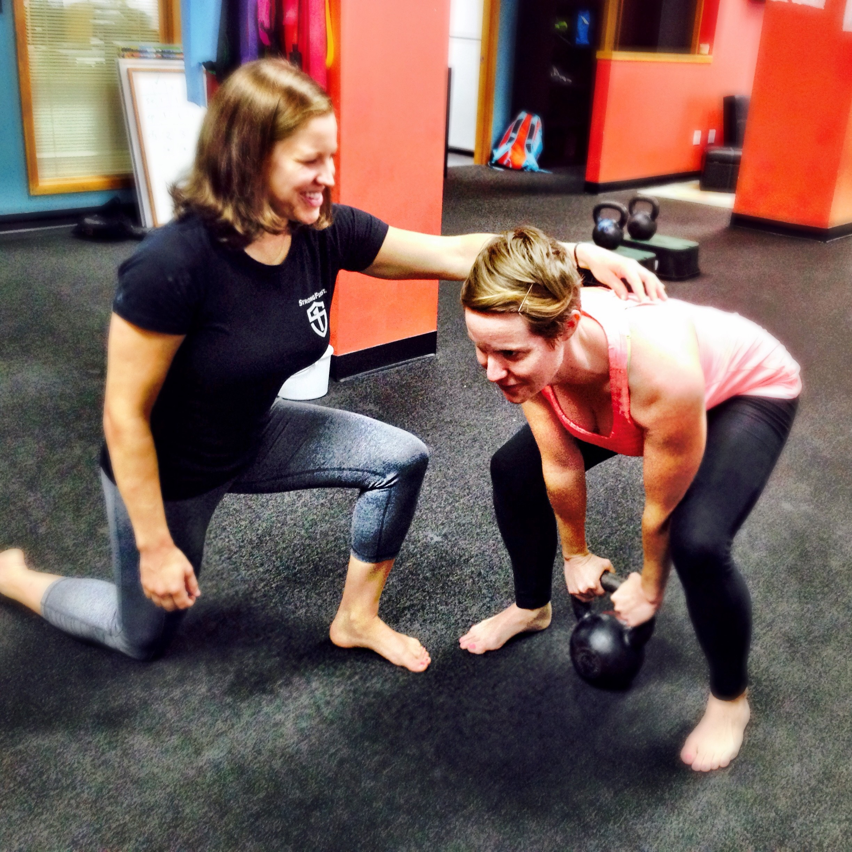 Personal Training - Kettlebility