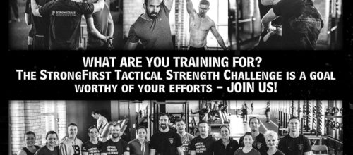 April 8, 2017  Tactical Strength Challenge