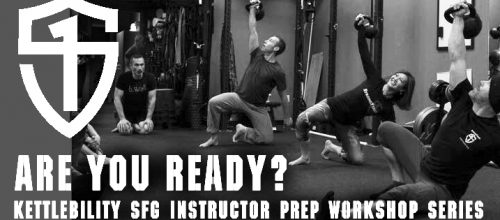 June 10th 2018 – SFG Level 1 Instructor Prep Course
