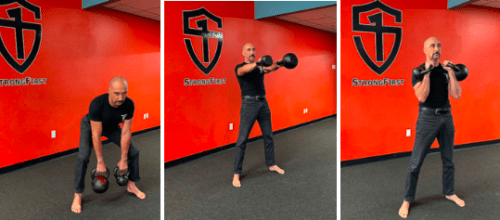 Get Stronger with Odd-load Kettlebell Training